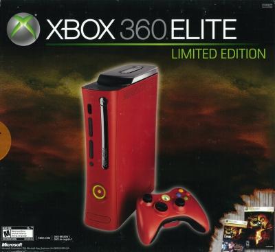 360 elite resident evil5 limited