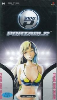 PSP DJ MAX PORTABLE