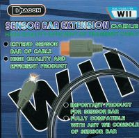 wii sensor bar extension cable