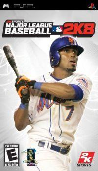 psp major league baseball 2k8