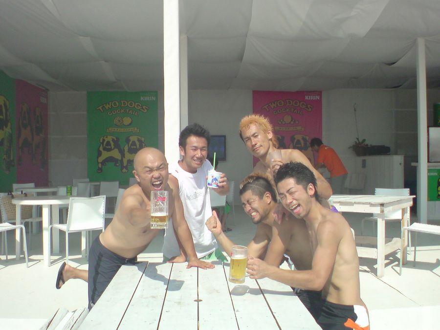 【裸】ノンケのバカ騒ぎ写真9【露出】