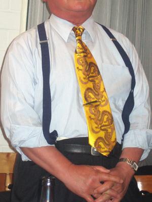 ネクタイの巻き方 ネクタイの結び方 ネクタイの締め方 小林社長