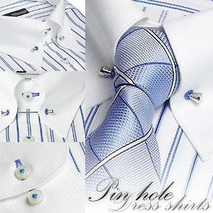 ネクタイの巻き方 ネクタイの結び方 ネクタイの締め方 水色