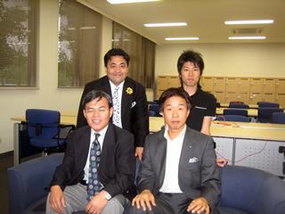 ネクタイの巻き方 ネクタイの結び方 ネクタイの締め方 阪南大学起業