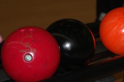 ボーリングの玉