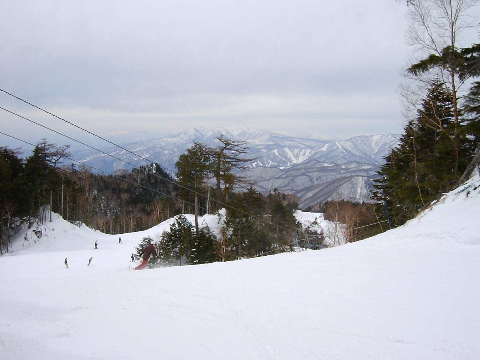 スキー 丸沼 場 天気 高原