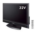 32V型地上・BS・110 度CSデジタルハイビジョン液晶テレビ LT-32LC8