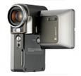 東芝HDDムービーカメラ「gigashot-Vシリーズ」 MEHV10(T)