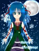 クリスマス:美紗さん