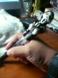 普段はボールペン