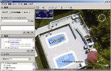 グーグルアース・バージョン4のスクリーンショット
