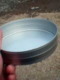 スモークチップ用の皿