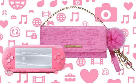 PSP ピンクコラボ