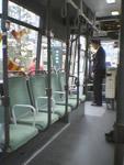 おさんぽバス・車内