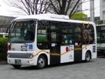 おさんぽバス舞浜線車両