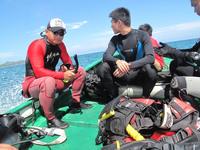 チーム中国潜水