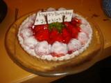 じゅんきち BDケーキ