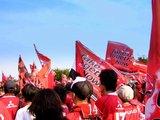 浦和サポーター05年9月3日鹿島対浦和