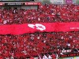 浦和デカ旗06年5月7日浦和レッズ対鹿島アントラーズ