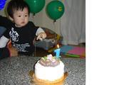 ケーキ2コ目