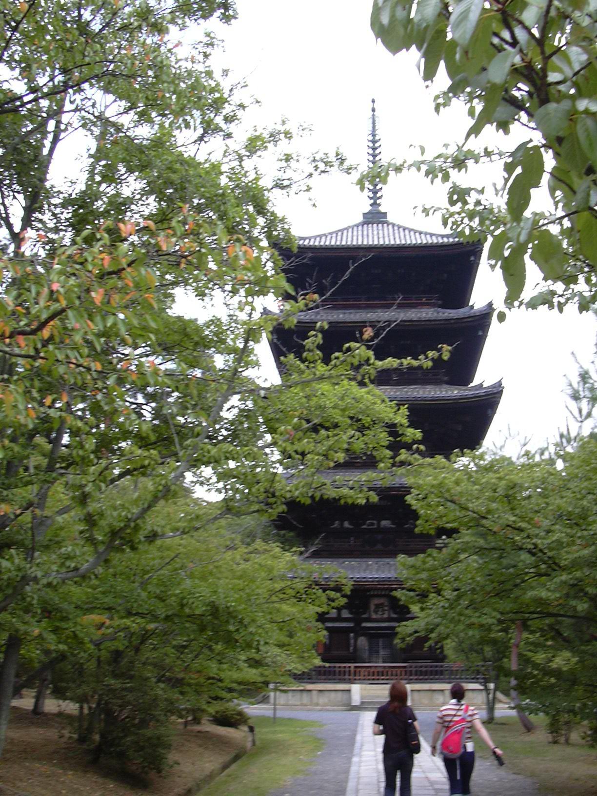 江戸時代の建築です