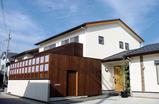 和風コートの家