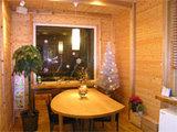 クリスマスバージョンのミーティングルーム