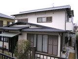 外観下屋根も・大屋根も葺き替え