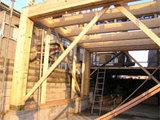 木造門型ラーメン構造