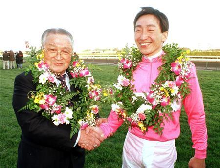 96年有馬記念優勝