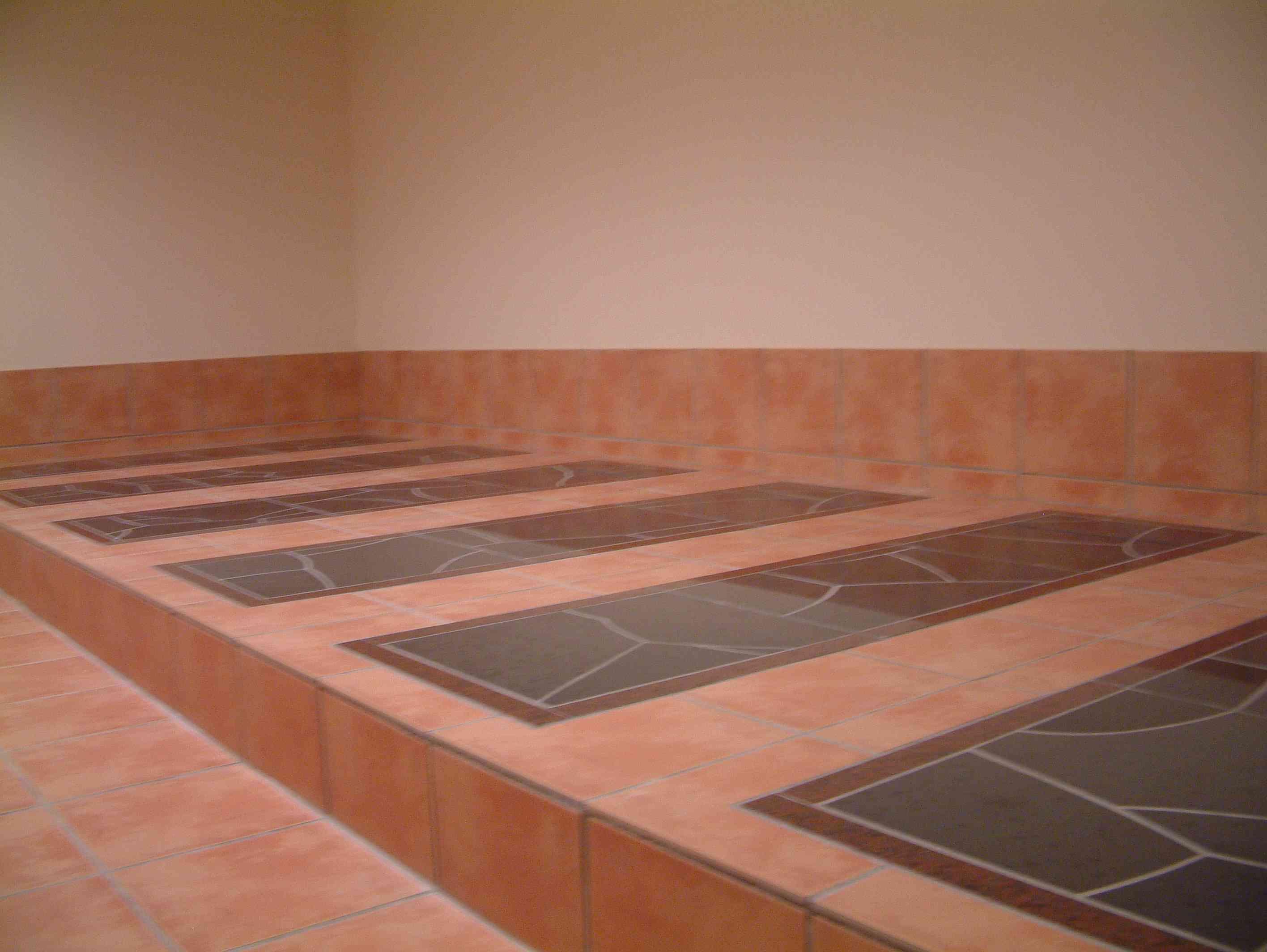 岩盤浴個室