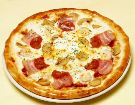 イタリアンミックスピザ