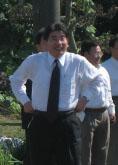 石碕社長さん