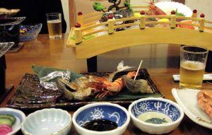 宮古の夕食