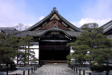 西本願寺玄関