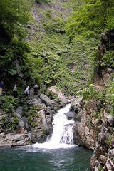 暗門の滝1