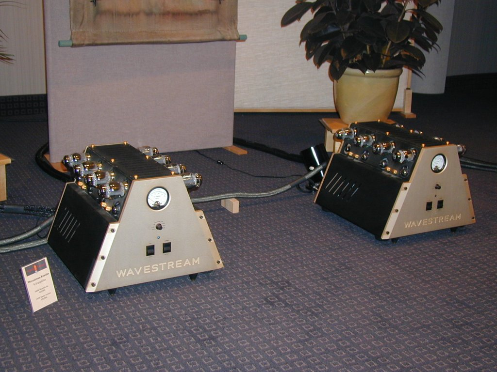 If We Dont Want Our Lps Cds To Sound Colored Then Why Choose A Tube Monoblock Amplifiers Amp
