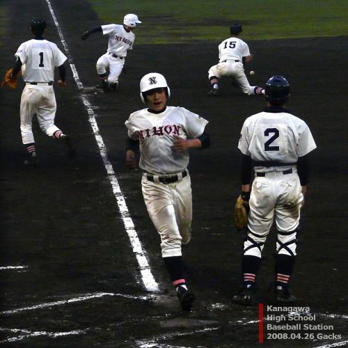2008年春 4回戦 武相vs日大(6)