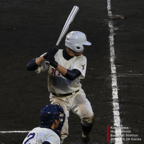 2008年春 4回戦 武相vs日大(5)