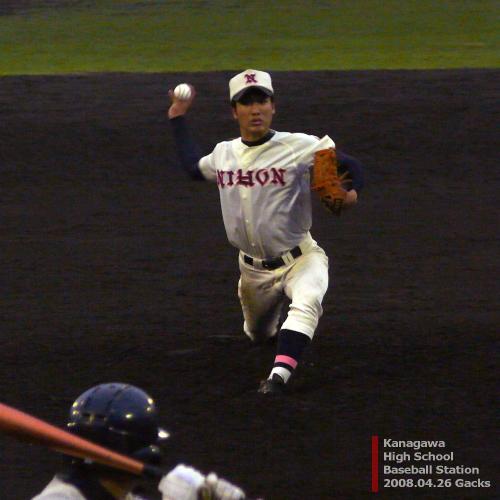 2008年春 4回戦 武相vs日大(2)