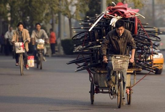 several_ways_to_transport_garbage_in_china_16