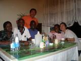 ブラワヨで会ったジンバブエ人家族