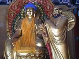 仏陀と達磨