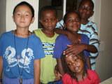 ジンバ家族子供