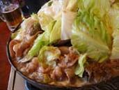 ジンギスカン鍋でじゅう〜♪
