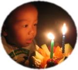 ゆうた誕生日1