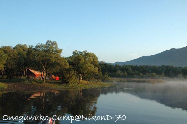 小野川湖Camp