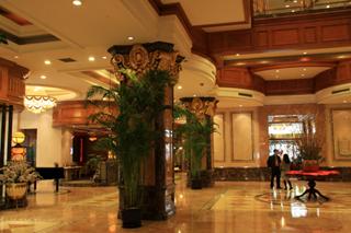 南新雅華実達大酒店(ラマダプラザホテル上海)RAMADA PLAZA SHANGHAIに宿泊