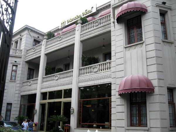 上海・花園飯店周辺の散策
