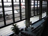 成田空港にて「上海へ出発前」